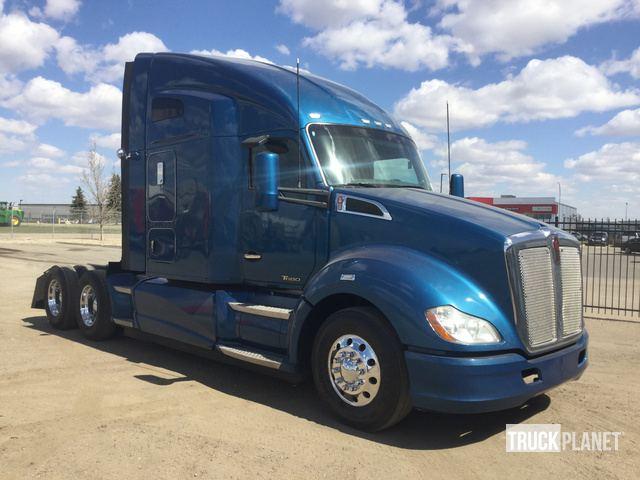 2016 Kenworth T680 T/A Sleeper Truck Tractor