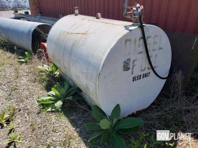 500 Gallon Fuel Tank >> 500 Gallon Diesel Fuel Tank Co 25 In Columbus Ohio United States