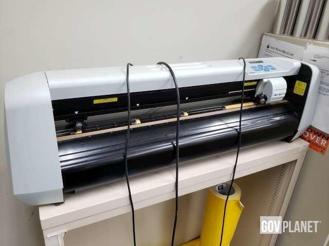 SummaCut Vinyl Machine - CO-26 in Columbus, Ohio, United