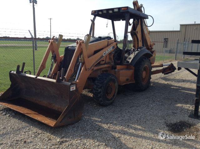 Case 580 Super M 4x4 Backhoe Loader in Wynne, Arkansas