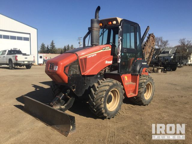 2013 Ditch Witch RT95M Trencher in Moose Jaw, Saskatchewan, Canada