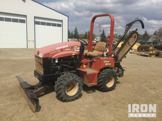 DITCH WITCH Oil, Gas, Power & Utility for sale | Ritchie Bros