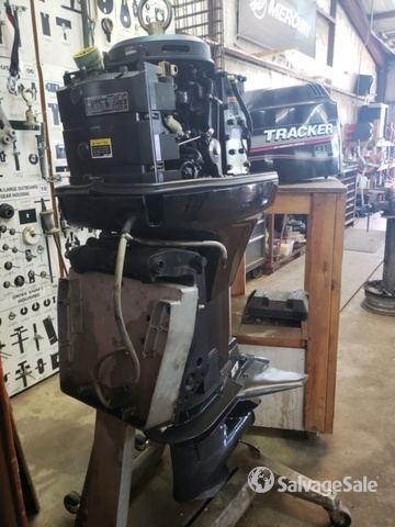 2001 Mercury 90hp Boat Engine in Alba, Texas, United States