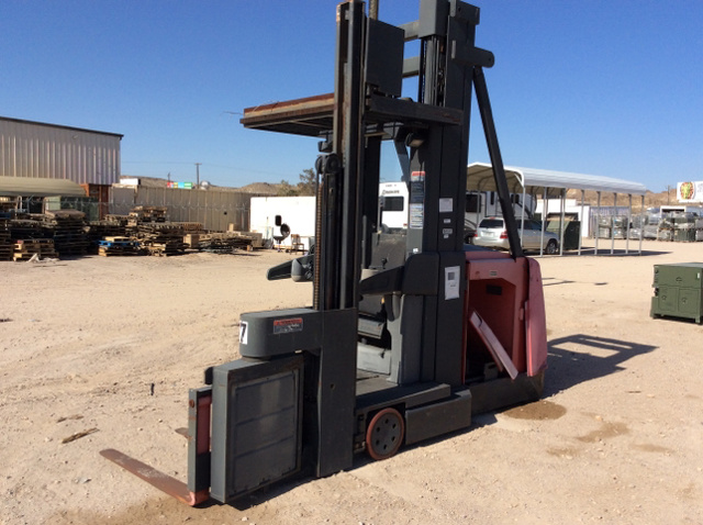 Raymond Forklifts For Sale | GovPlanet