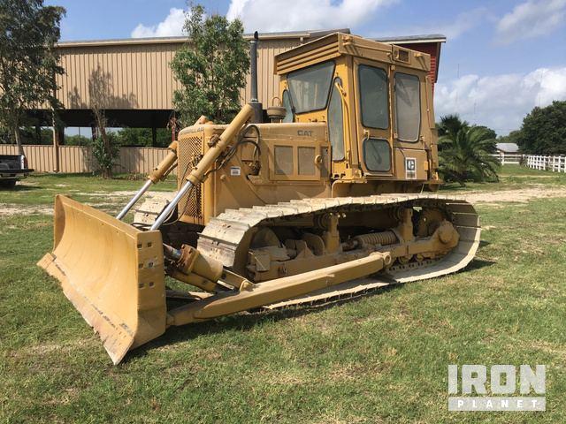 Cat D5B LGP Crawler Dozer in Seguin, Texas, United States