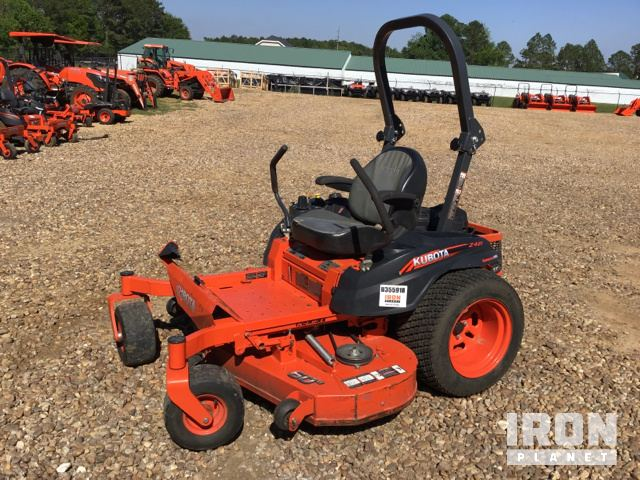 Kubota Z421KWT Mower in Albany, Georgia, United States (IronPlanet