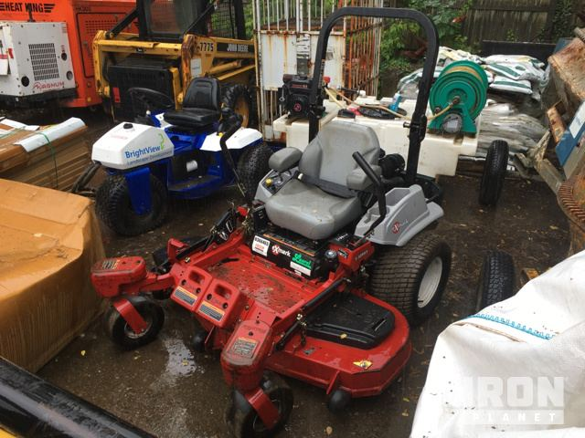 Exmark LZS801KA604 Mower in Brighton, Massachusetts, United