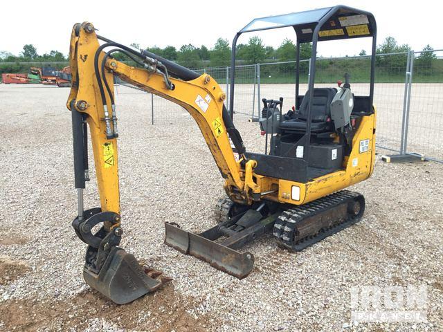 2013 Bobcat E14 Mini Excavator