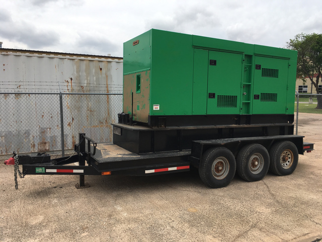 Oryginał Generator Sets For Sale | IronPlanet BZ53