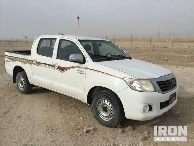Toyota Hilux 2015 Guatemala