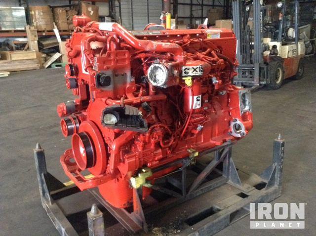 Cummins X15 450 Engine in Laredo, Texas, United States