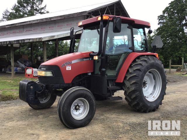 Case IH JX90U 2WD Tractor, 2WD Tractor