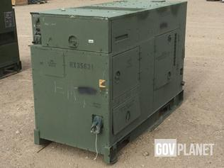 Generator Sets For Sale | GovPlanet