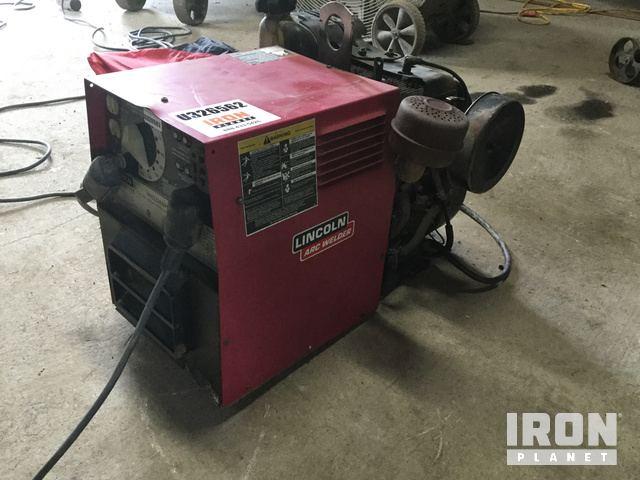 Lincoln Engine Driven Arc Welder/Generator in Omar, West Virginia
