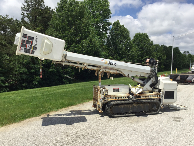 2008 Altec DB35 Crawler Digger