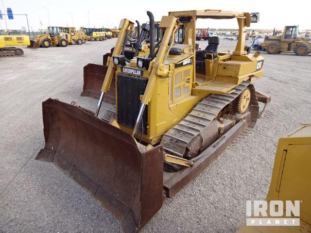 Caterpillar D6R XL Crawler Tractor Specs & Dimensions :: RitchieSpecs