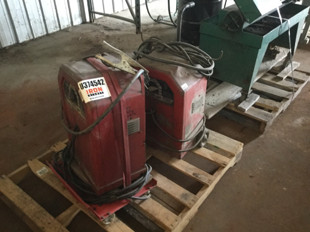 Lincoln Welders For Sale >> Lincoln Welders For Sale Ironplanet