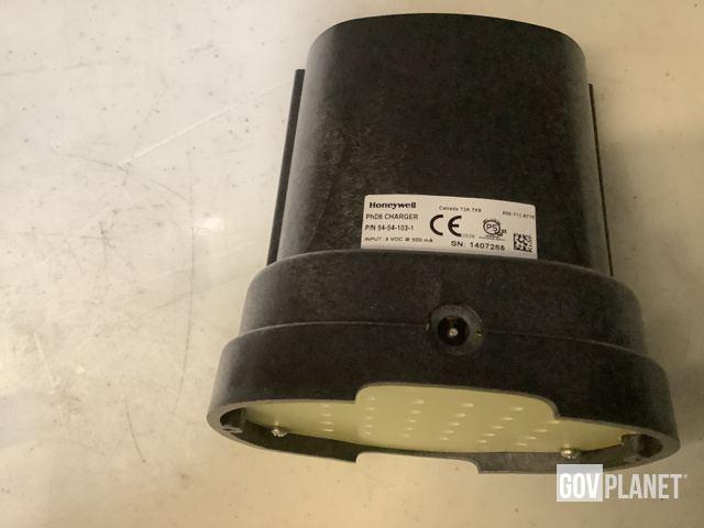 Surplus (1) Honeywell Gas Detector, (1) Portable Aspirator