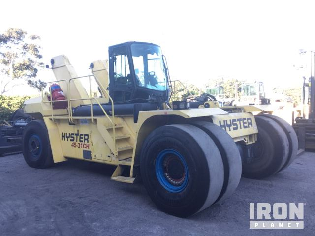 2014 Hyster HYSTER RS45-31CH Container Reach Stacker