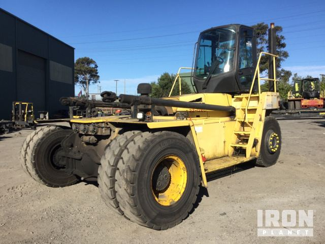 2011 Hyster H22.00XM-12EC Container Handler, Container Handler