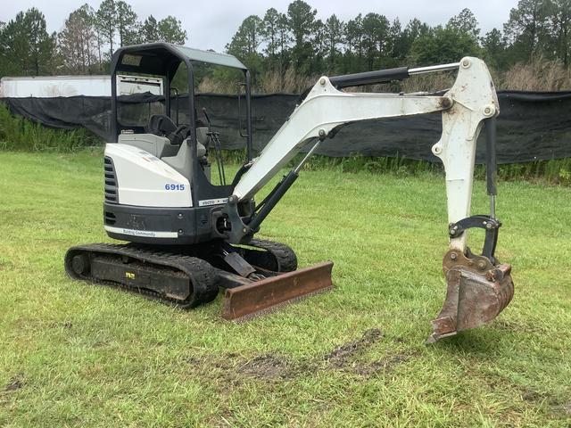 Bobcat E26GM Mini Excavator