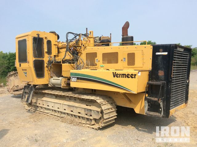 Vermeer T955 Trencher in Lancaster, Kentucky, United States