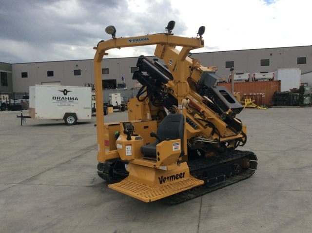 Vermeer PD10 Pile Hammer Crawler