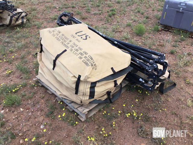 Surplus Command Post Tent in Concho, Arizona, United States