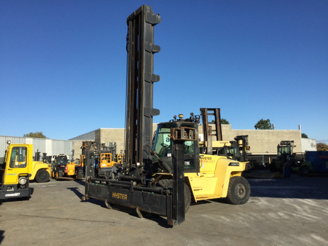 2007 Hyster H12 00XM-12EC Container Handler
