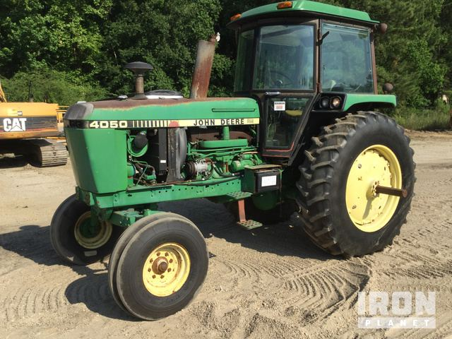 John Deere 4050 2WD Tractor in Picayune, Mississippi, United