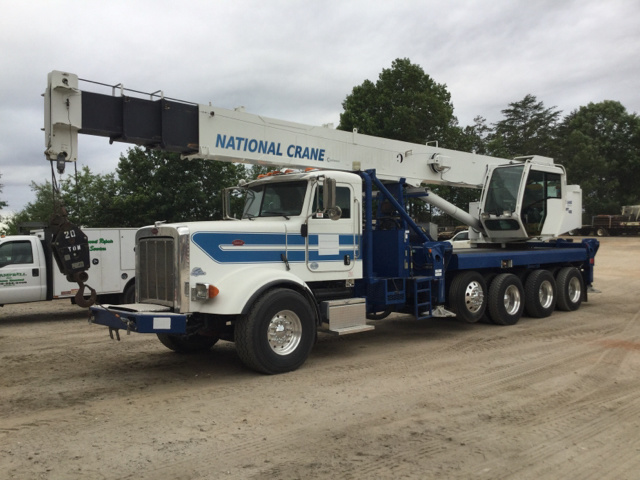 National Crane NBT45 Straight Boom on