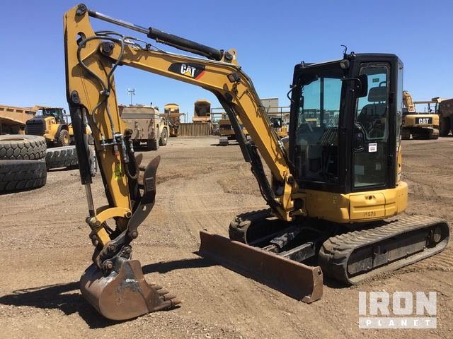 2015 Cat 304E2 CR Mini Excavator in Eloy, Arizona, United