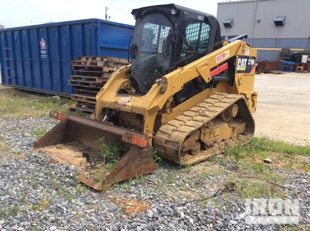 Compact Track Loaders For Sale   IronPlanet