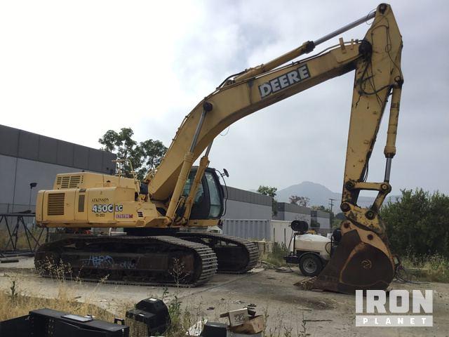 John Deere 450CLC Track Excavator