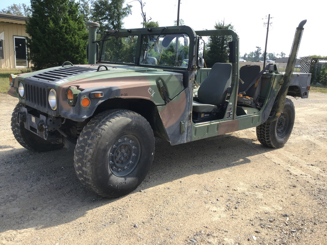 Humvees For Sale | IronPlanet