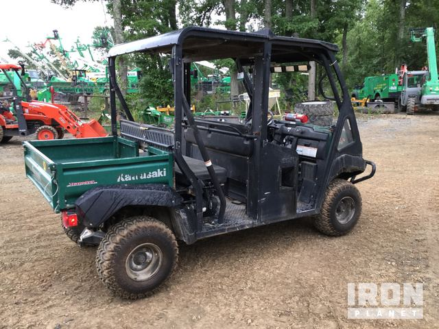 2013 Kawasaki Mule 4010 Trans 4x4 Utility Vehicle in