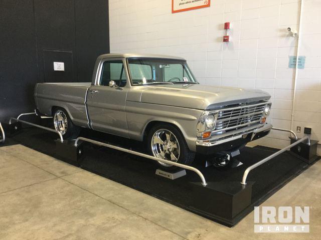 1969 Ford F100 Classic Pickup Truck