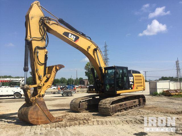 2011 Cat 336EL Track Excavator