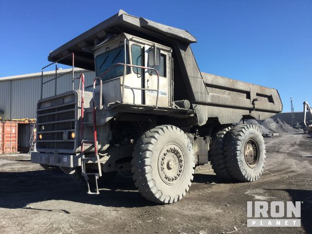 End Dump Truck >> Euclid 324td Off Road End Dump Truck In Pittsboro Indiana United