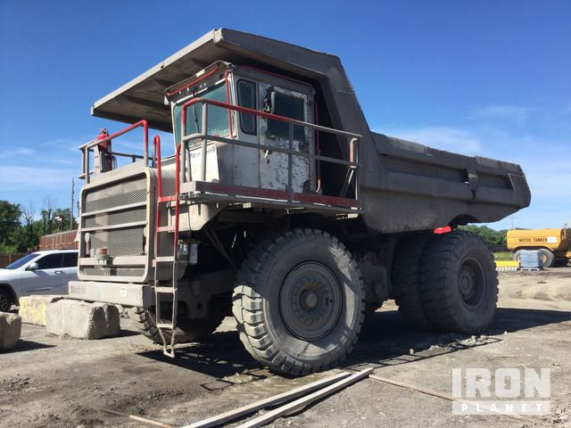 End Dump Truck >> Euclid 302td Off Road End Dump Truck In Pittsboro Indiana United