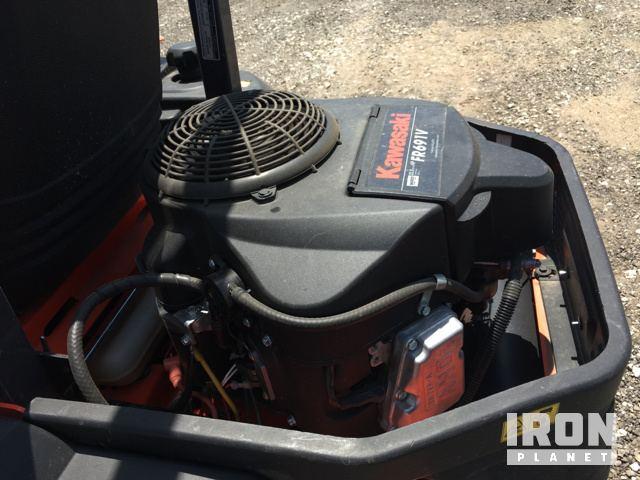 Kubota Z122RKW Mower in Okmulgee, Oklahoma, United States