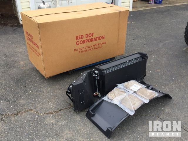 Surplus Red Dot Air Conditioning Unit - Fits HMMWV in
