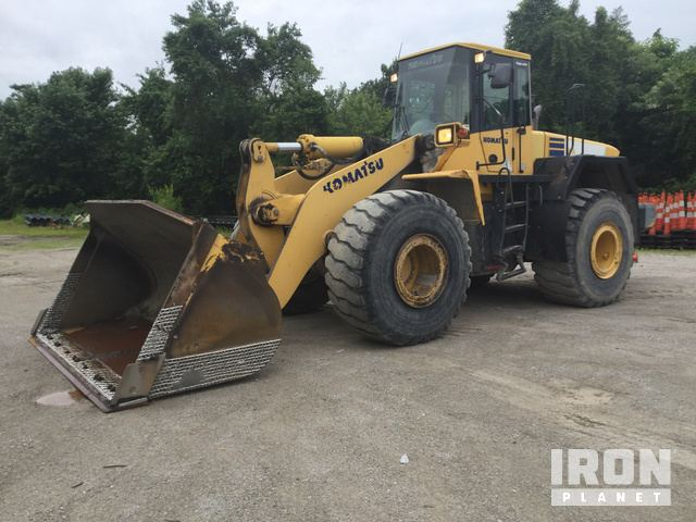 Komatsu WA480-5L Wheel Loader in Dunbar, West Virginia