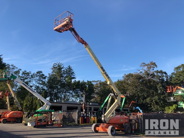 2011 (unverified) JLG M600JP 4WD Diesel Articulating Boom Lift, Parts/Stationary Construction-Other