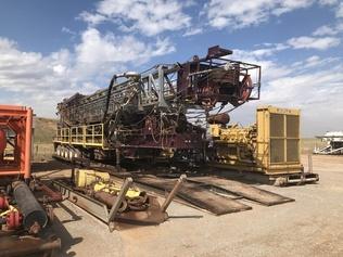 Sprzęt do wierceń w poszukiwaniu ropy i gazu