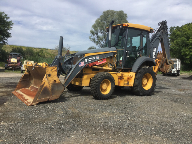 Backhoes For Sale | IronPlanet
