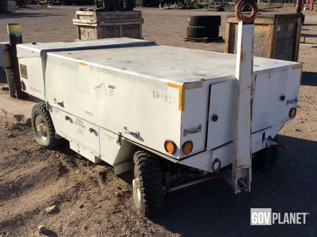 Surplus Hannon DA675/MSM Electrical Dummy Load in Tracy