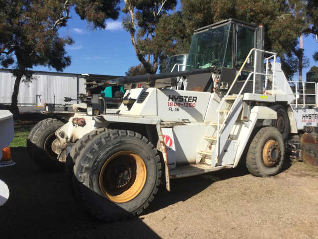 2005 Hyster H18 00XM-12 Container Handler