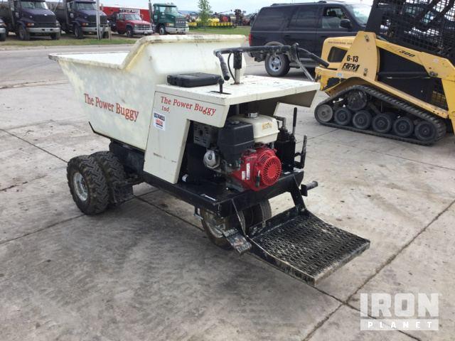 Indy IPB16 Concrete Buggy in Roseau, Minnesota, United