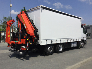 Curtain Side Trucks